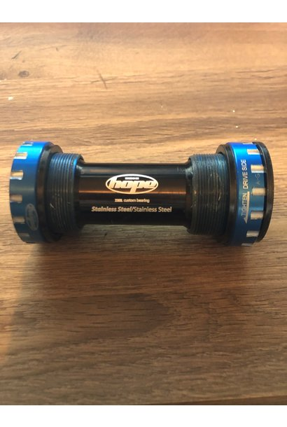 Hope Tech Bottom Bracket (threaded) - Blue