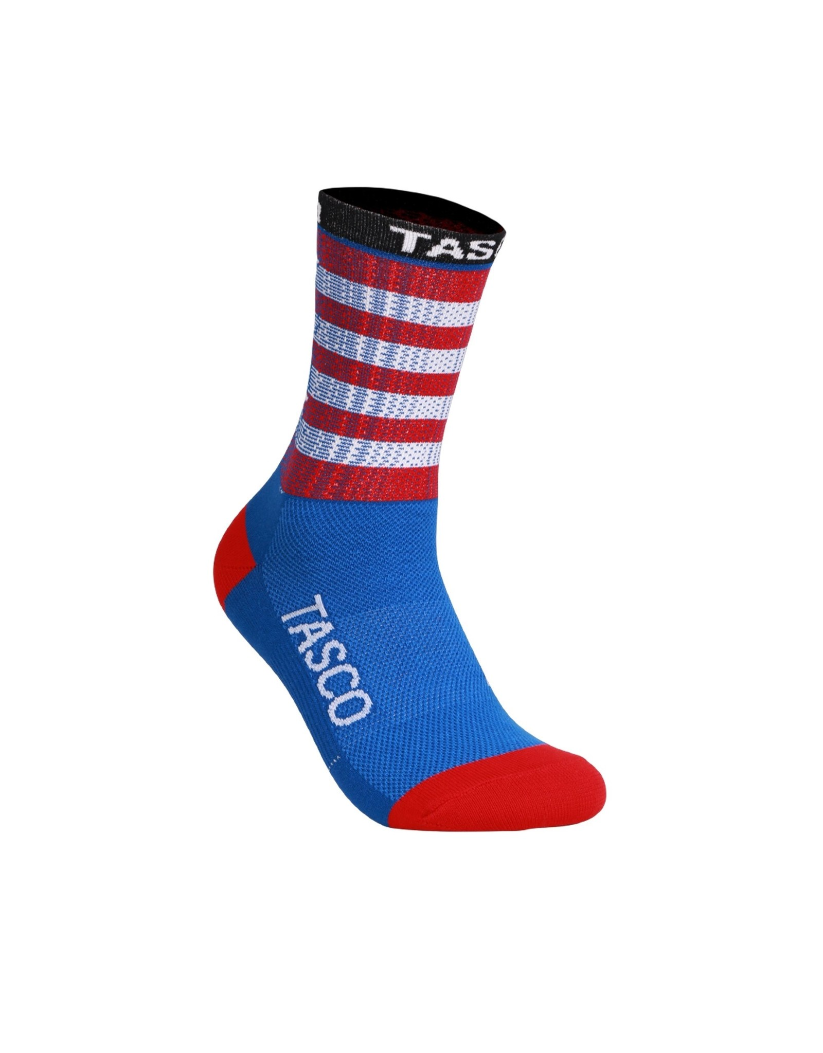 Tasco MTB Double Digits Socks (Indivisible Flag)