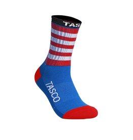 Tasco MTB Double Digits Socks (Indivisible Flag)