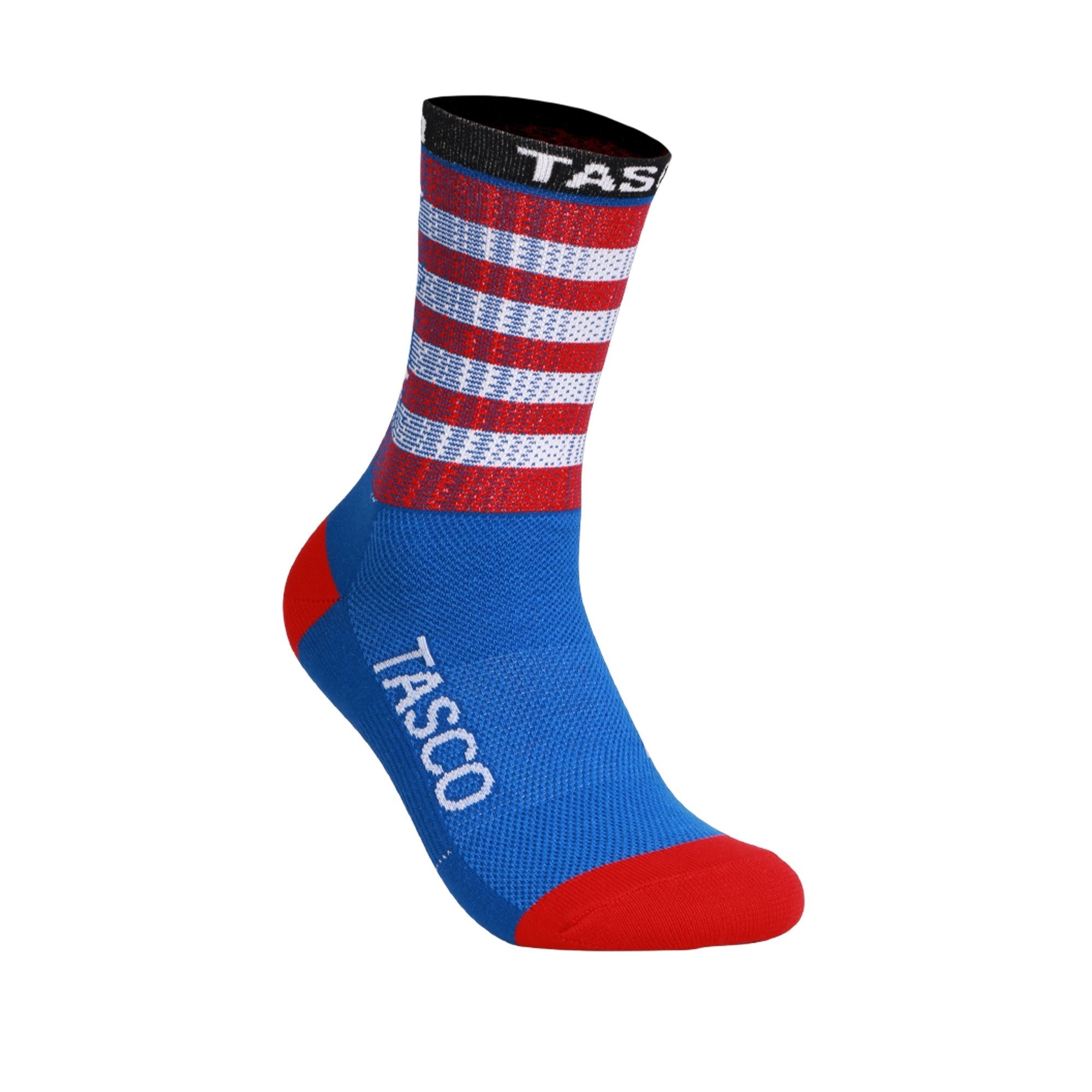Double Digits Socks (Indivisible Flag)-1