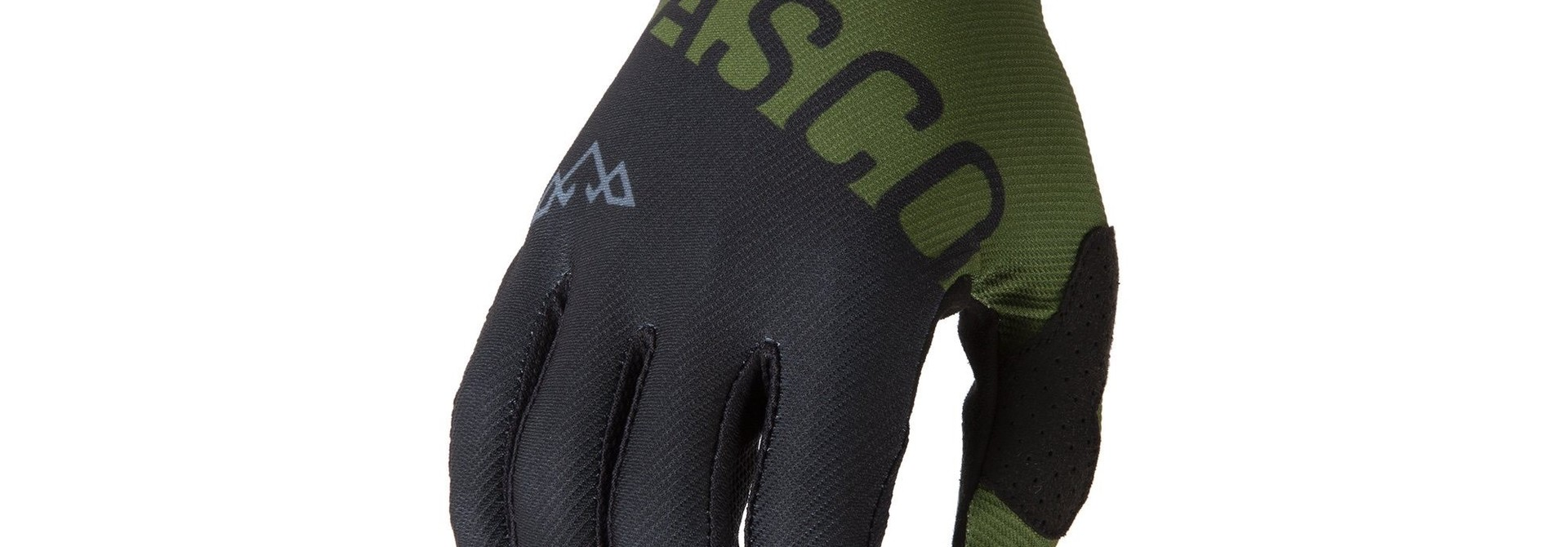 Split Double Digits MTB Gloves (Olive)
