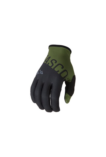 Split Double Digits MTB Gloves (Olive)