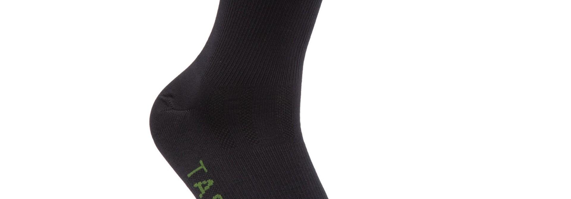 Split Double Digits MTB Socks (Olive)