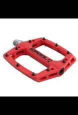 Tag Metals Tag Metals T3 Nylon Pedal - Red