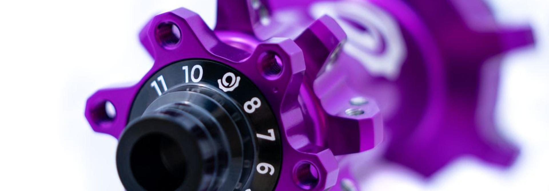 Industry Nine Frequency Adjust Ratchet Technology Knob
