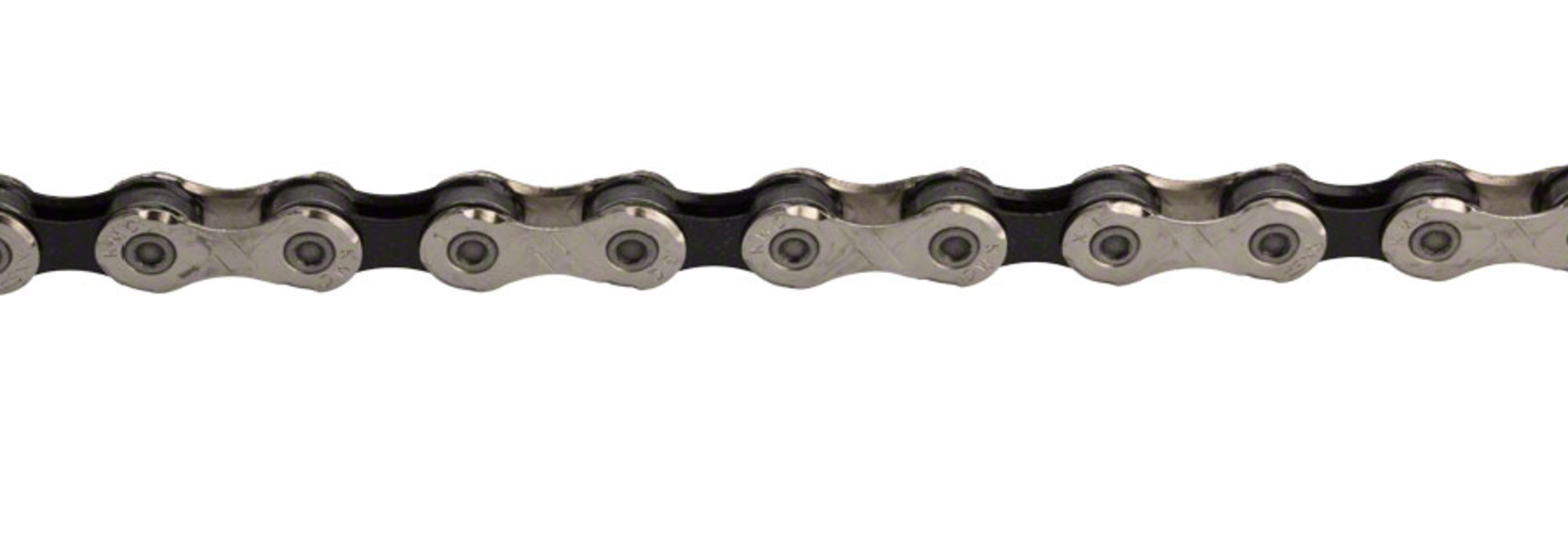 KMC X11.93 Chain - 11-Speed, 116 Links, Black/Silver