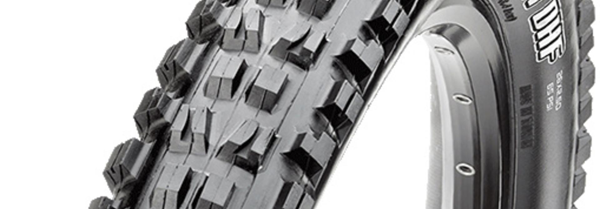 Maxxis Minion DHF Tire - 29 x 2.5, Tubeless, Folding, Black, 3C Maxx Terra, EXO, Wide Trail