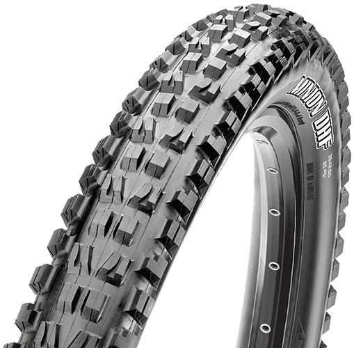 Maxxis Minion DHF Tire - 29 x 2.5, Tubeless, Folding, Black, 3C Maxx Terra, EXO, Wide Trail-1