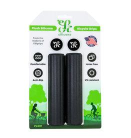 ESI Grips ESI Grips - Plush Silicone Grips, Black