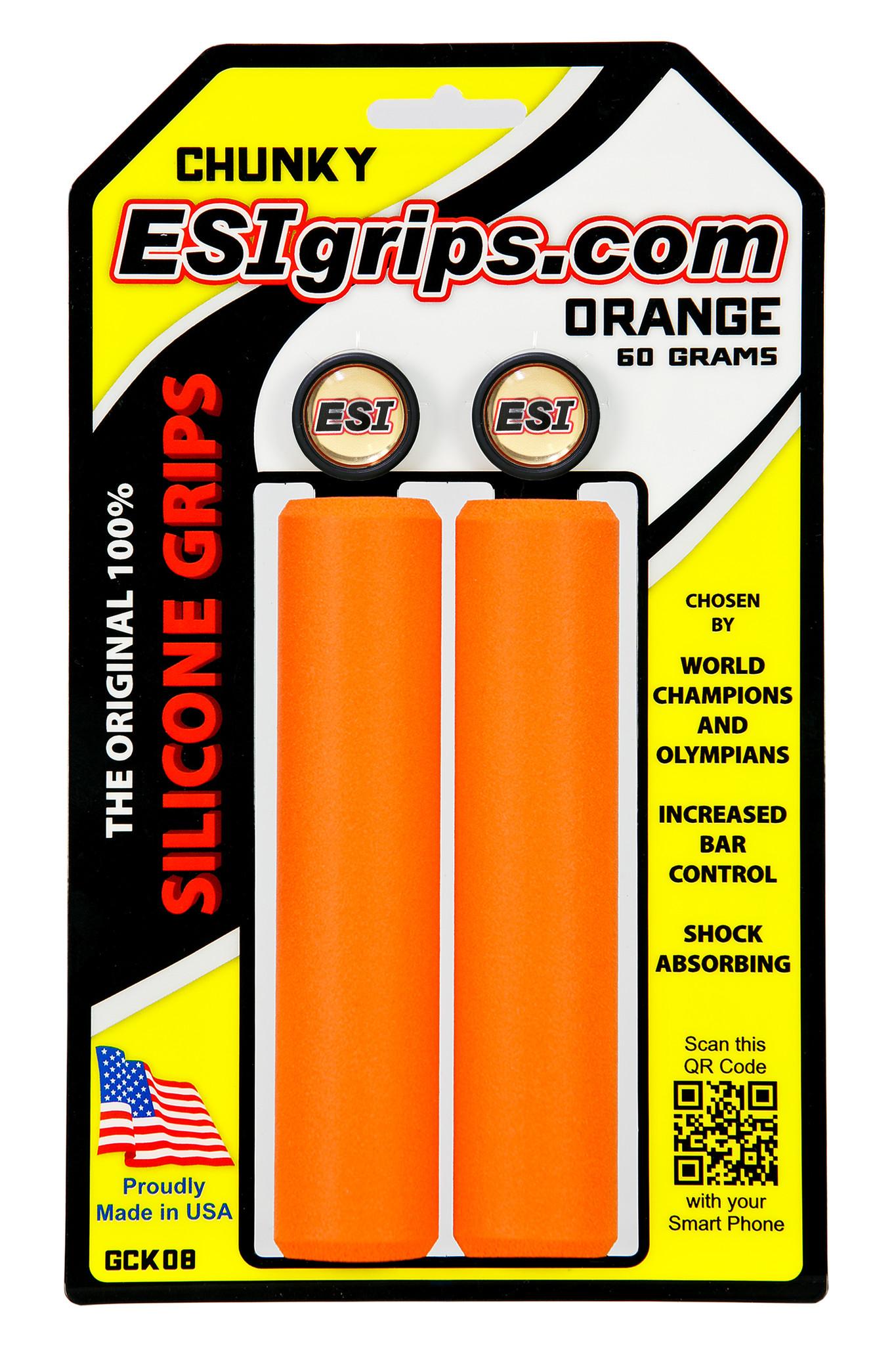ESI Grips - MTB Grips - Chunky-6