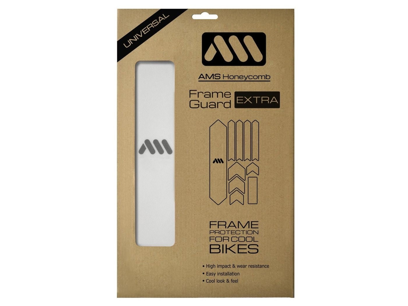 AMS Colored Honeycomb Frame Guard XL-1