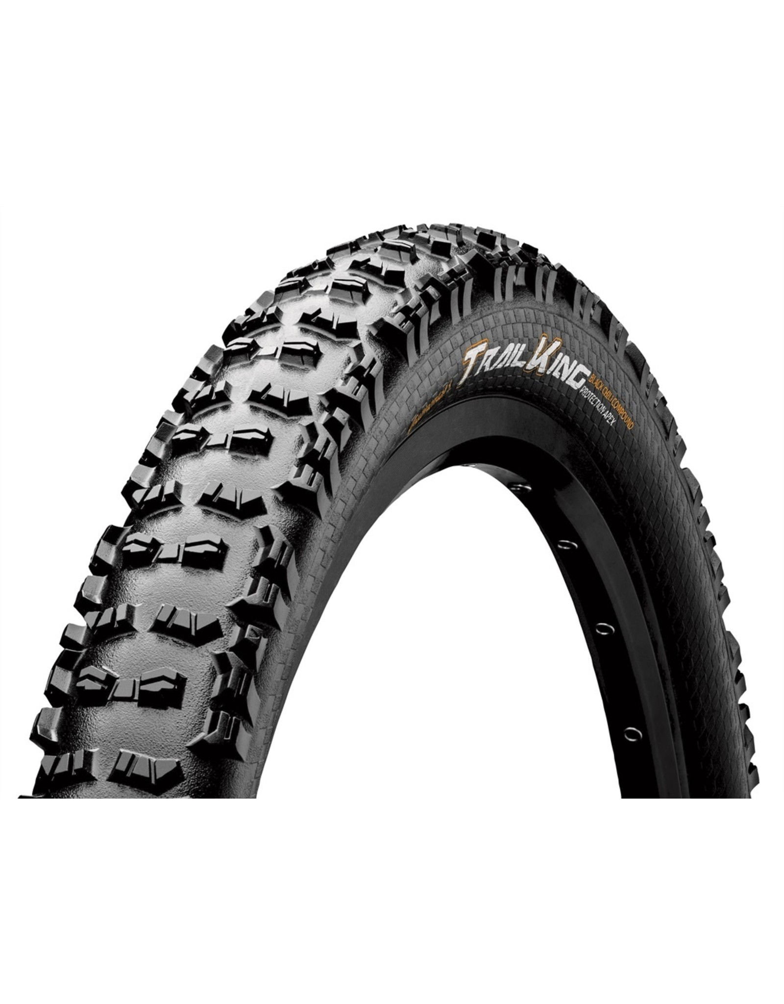 Continental Tires Trail King 29 x 2.2 Folding ProTection APEX + Black Chili