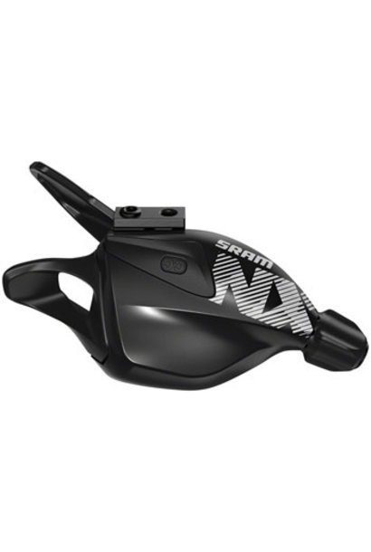 SRAM NX Eagle 12-Speed Trigger Shifter with Discrete Clamp, Black