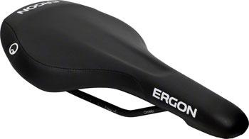Ergon SME3 Saddle - Chromoly, Black, Medium-1