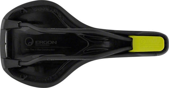 Ergon SME3 Saddle - Chromoly, Black, Medium-5