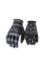 Tasco MTB Double Digits Black Flag MTB Gloves