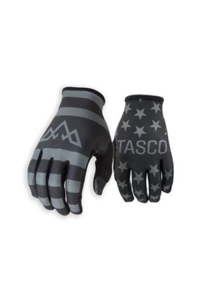Double Digits Black Flag MTB Gloves