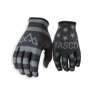 Double Digits Black Flag MTB Gloves-1