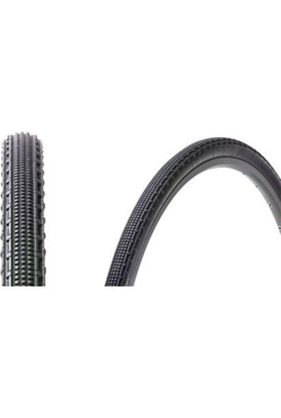 Panaracer GravelKing SK Tire - 700 x 38, Tubeless, Folding, Black