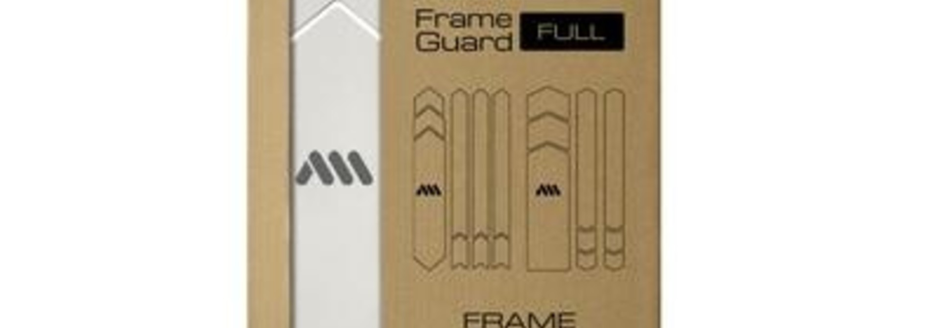 AMS HONEYCOMB FRAME GUARD FULL. CLEAR