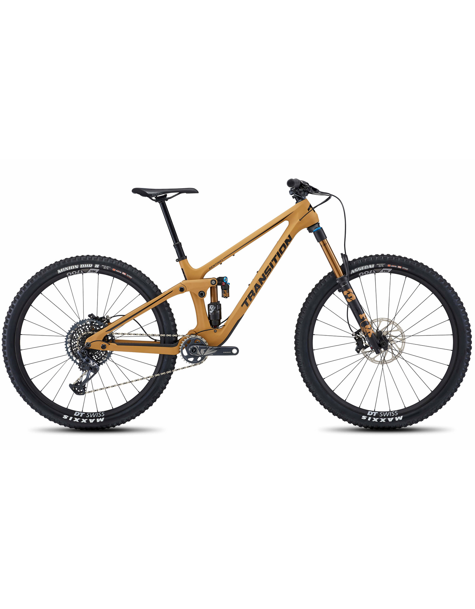 Complete: Sentinel Carbon XO1 (Small, Loam Gold)