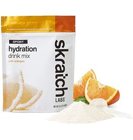 Skratch Labs Skratch Labs Sport Hydration Drink Mix: Orange, 20-Serving Resealable Pouch