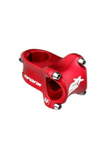 Spank Spike Race 2 Stem, (31.8) 0d x 50mm - Red