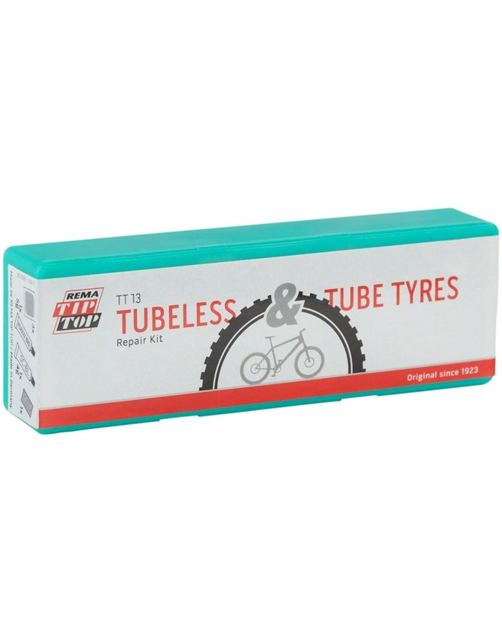 Rema Tip Top Tubeless Repair Kit, Single ORM-D