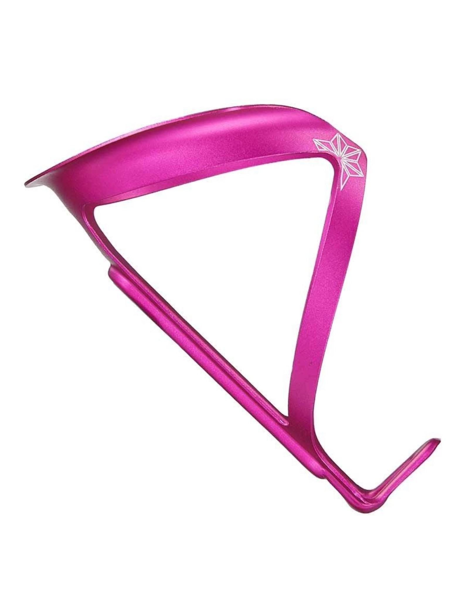Supacaz Fly Alloy Bottle Cage, Neon Pink