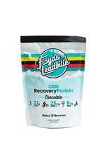Floyd's of Leadville CBD Isolate Recovery Protein, Chocolate - 10 Servings