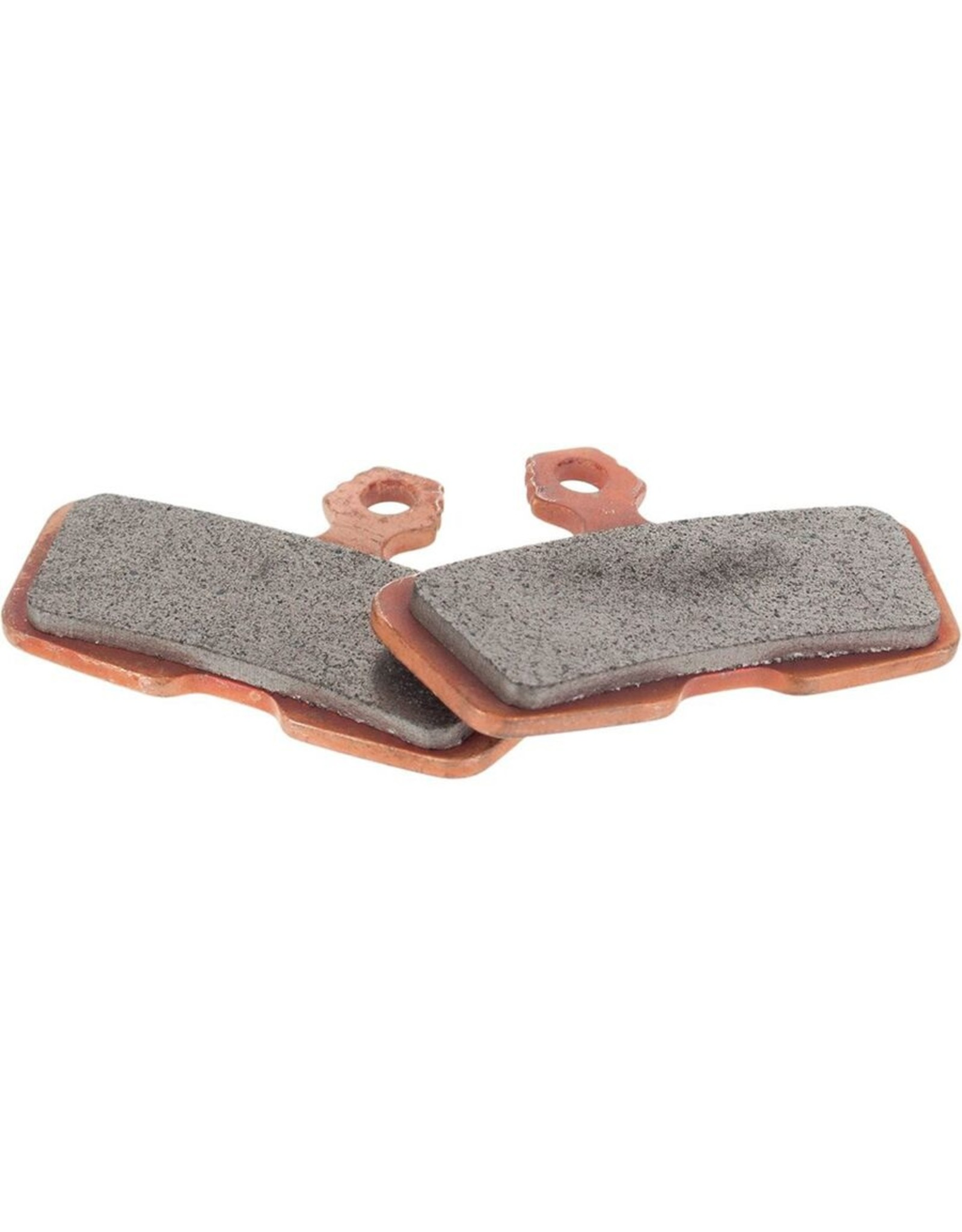 SRAM Disc Pads, 11+ Code 4-Piston - Organic/Steel (Pair)
