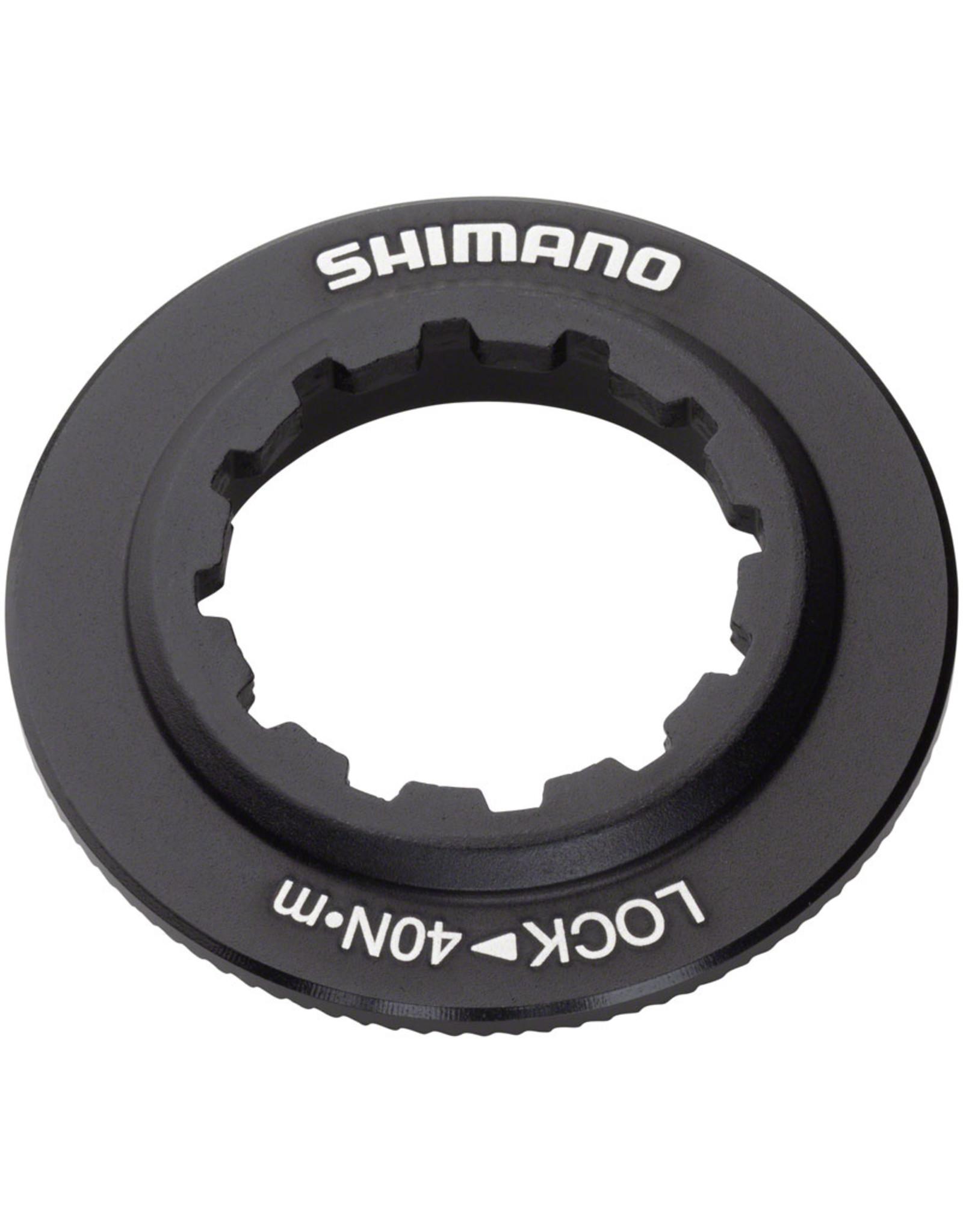 Shimano Shimano XT SM-RT81 Disc Brake Rotor Lock Ring and Washer
