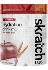 Skratch Labs Skratch Labs Sport Hydration Drink Mix - Apple Cider, 20-Serving Resealable Pouch
