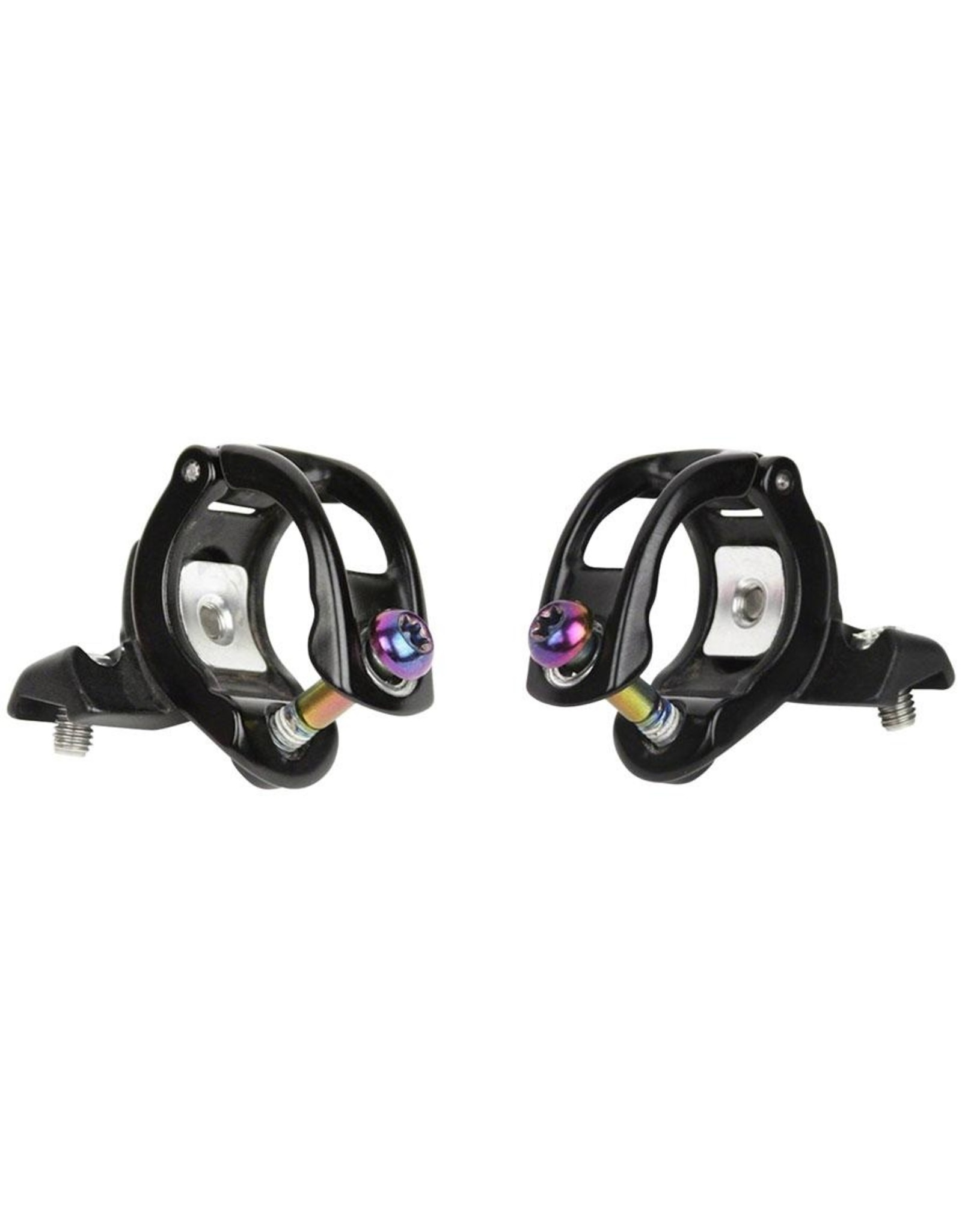SRAM SRAM MatchMaker X Stainless T25 - Rainbow, Set of 2, Compatible with all MMX Shifters
