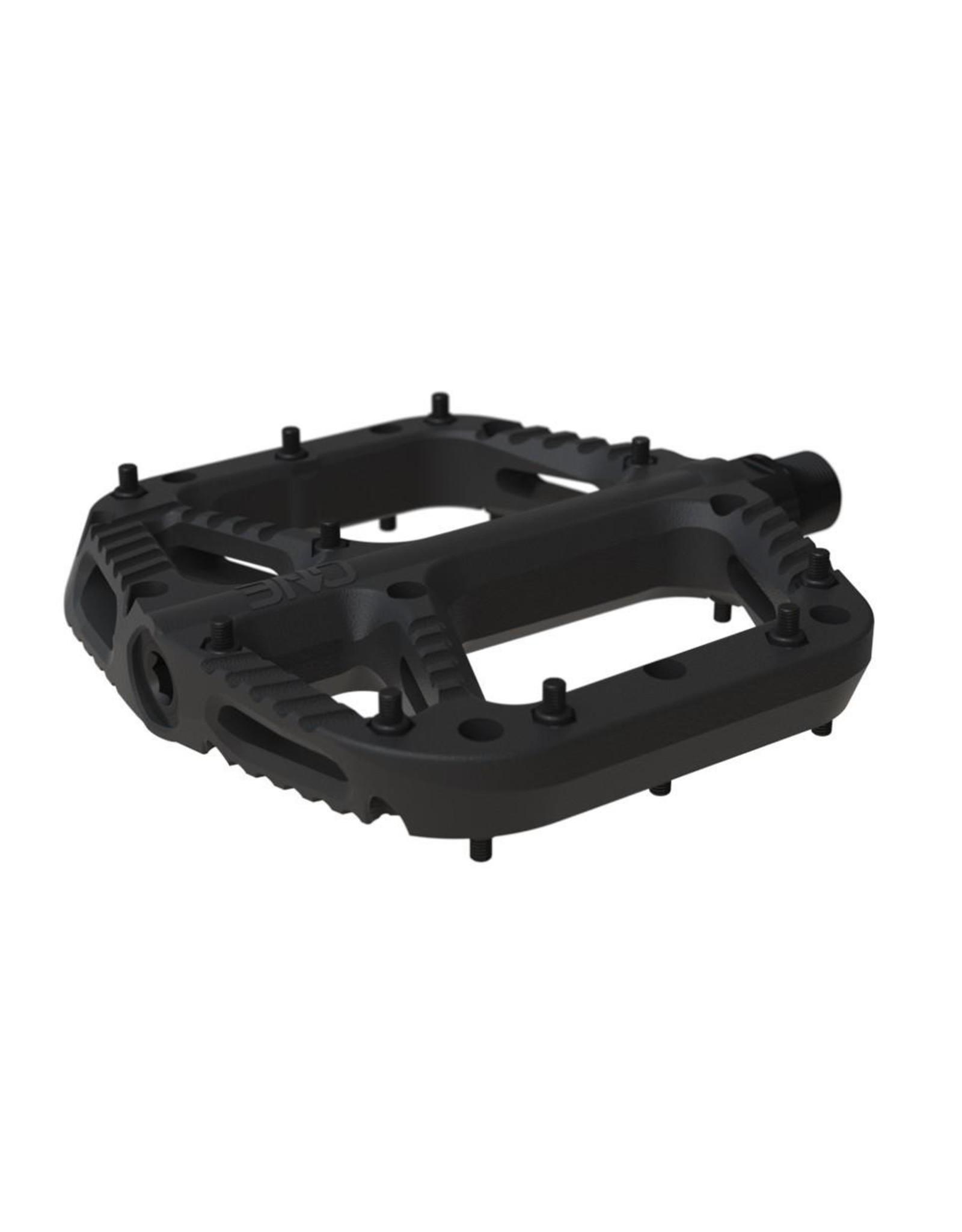 Composite Pedals - BLACK