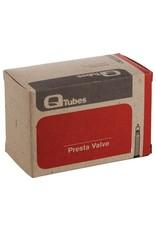 """Q-Tubes 20"""" x 1-1/8 - 1-3/8"""" 32mm Presta Valve Tube 98g"""