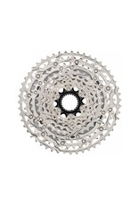 Shimano Shimano Deore CS-M6100-12 Cassette - 12-Speed, 10-51t, Silver, For Hyperglide+