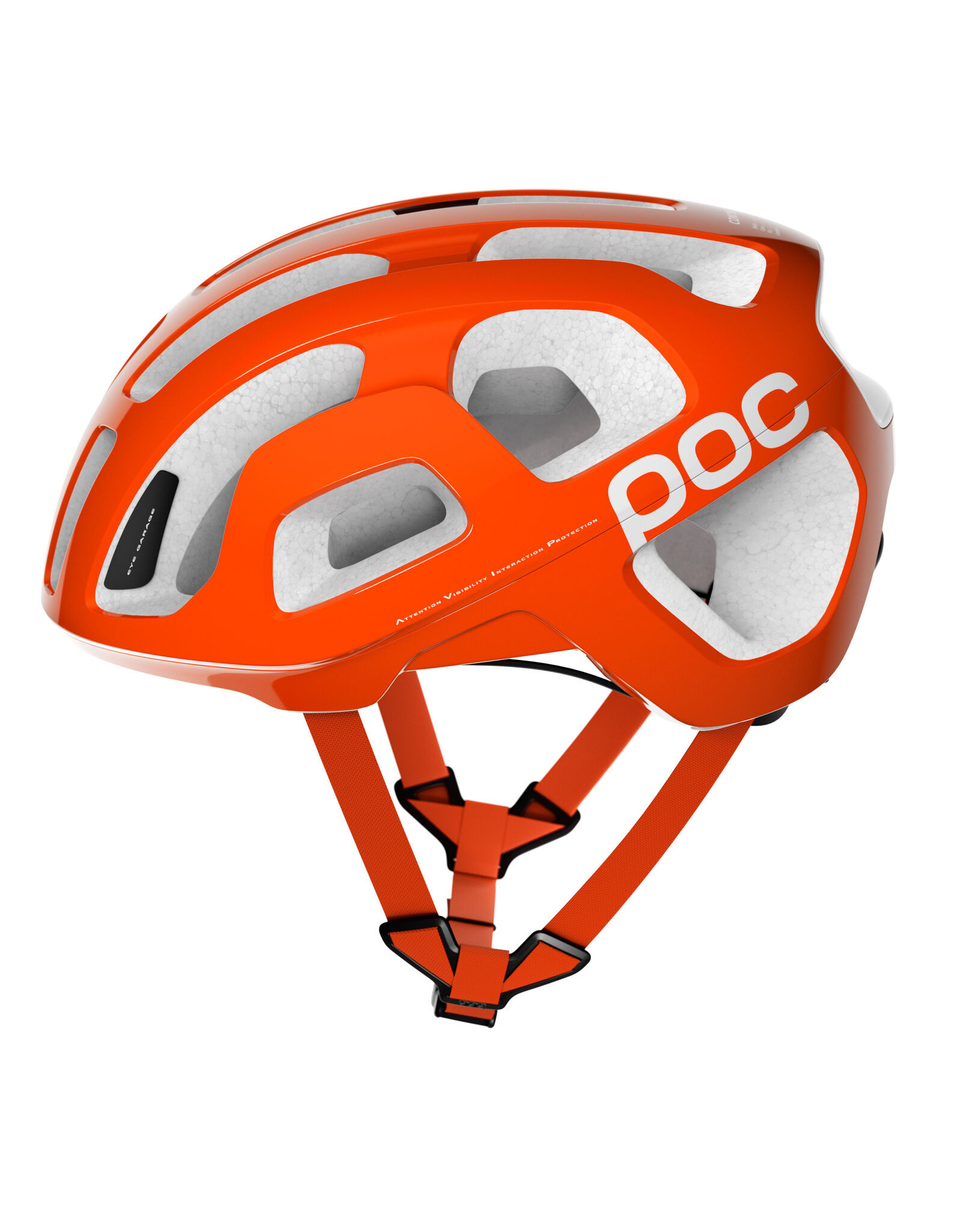 POC octal (cpsc) - zink orange avip - MED