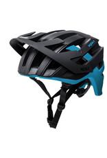 Kali Protectives Kali Protectives Interceptor Helmet - Dual Matte Black/Blue, Small/Medium