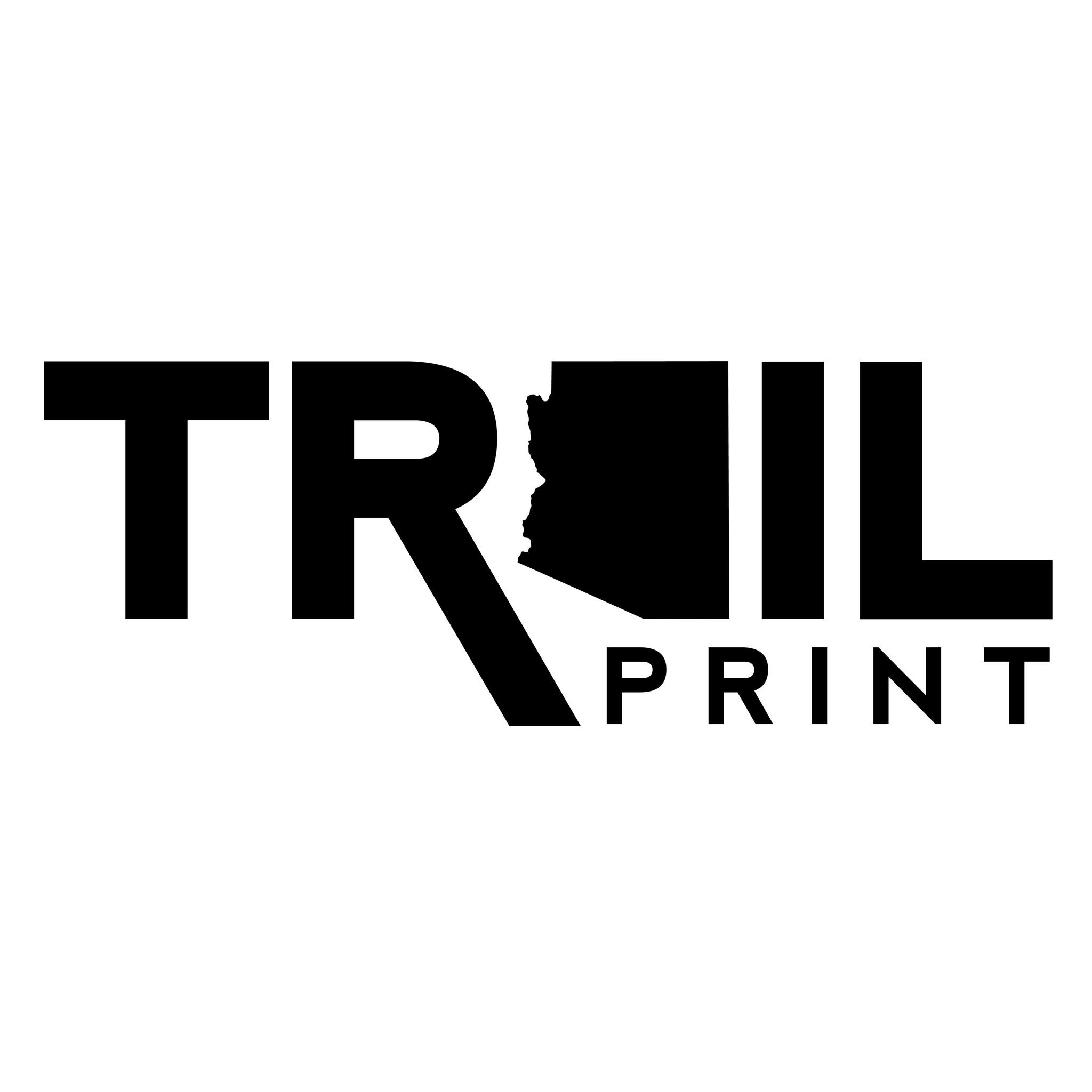 Trail Print