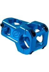 "Deity Components Deity Components Cavity Stem - 50mm, 31.8 Clamp, +/-0, 1 1/8"", Aluminum, Blue"