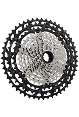 Shimano Shimano XTR CS-M9100 Cassette - 12 Speed, 10-51t, Black/Gray, Micro Spline