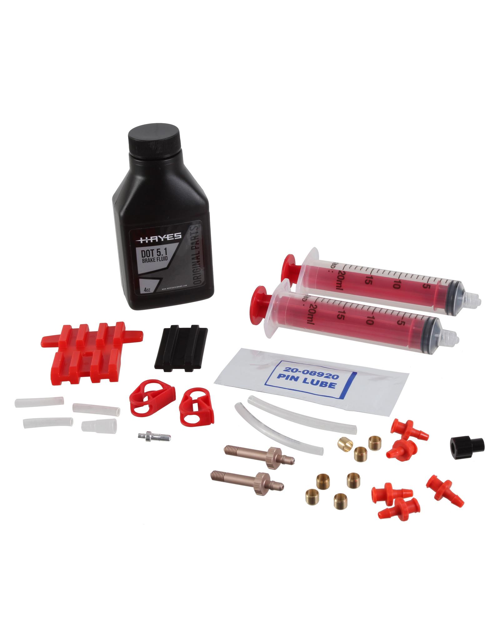 Hayes Brake Pro-Bleed Kit, Hydraulic (Dominion DOT-5.1)