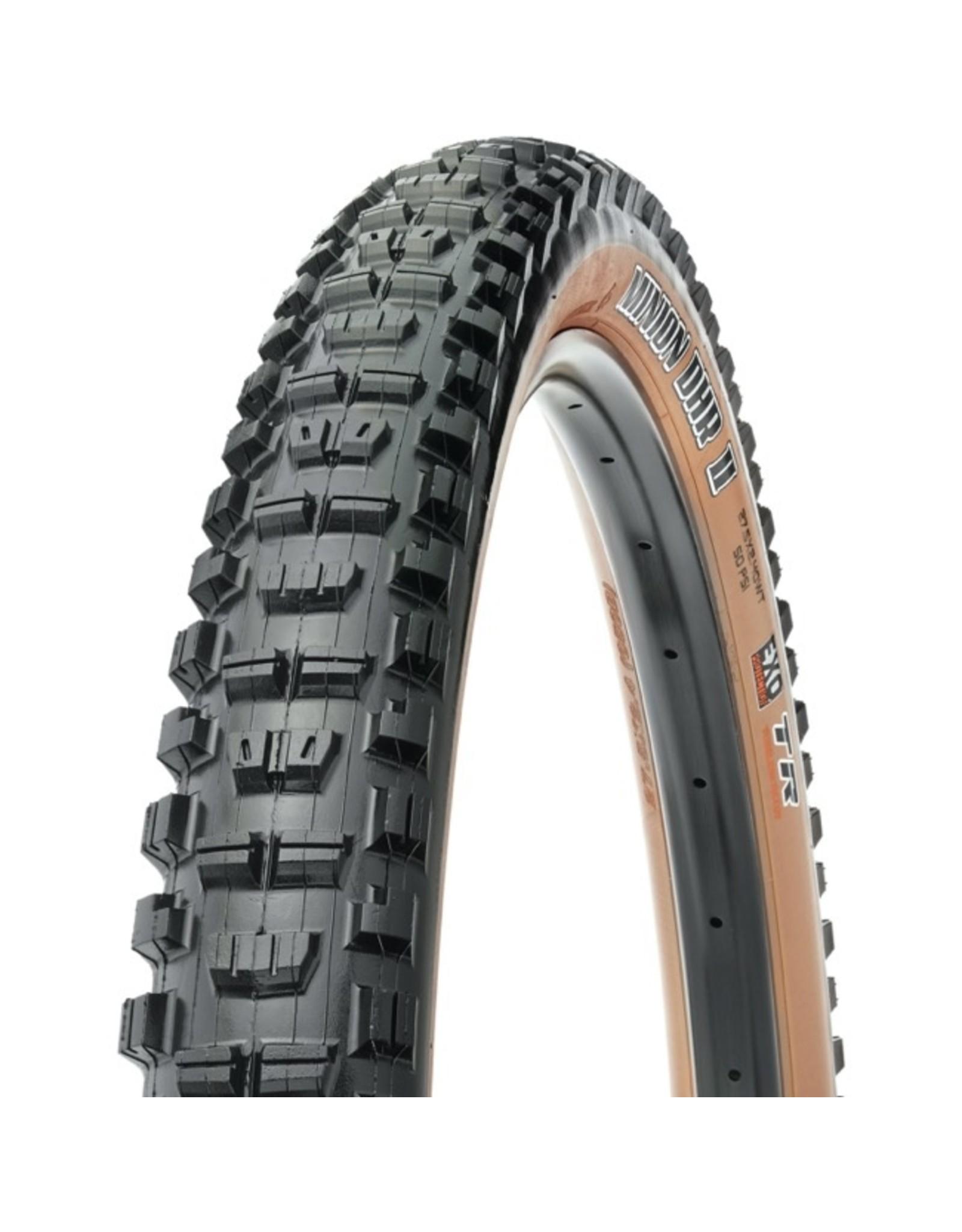 "Maxxis Maxxis Minion DHR 2 Tire, 29 x 2.4"" DC/EXO/TR/WT"