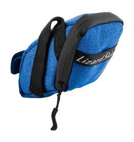 Lizard Skins Lizard Skins Micro Cache Seat Bag: Electric Blue