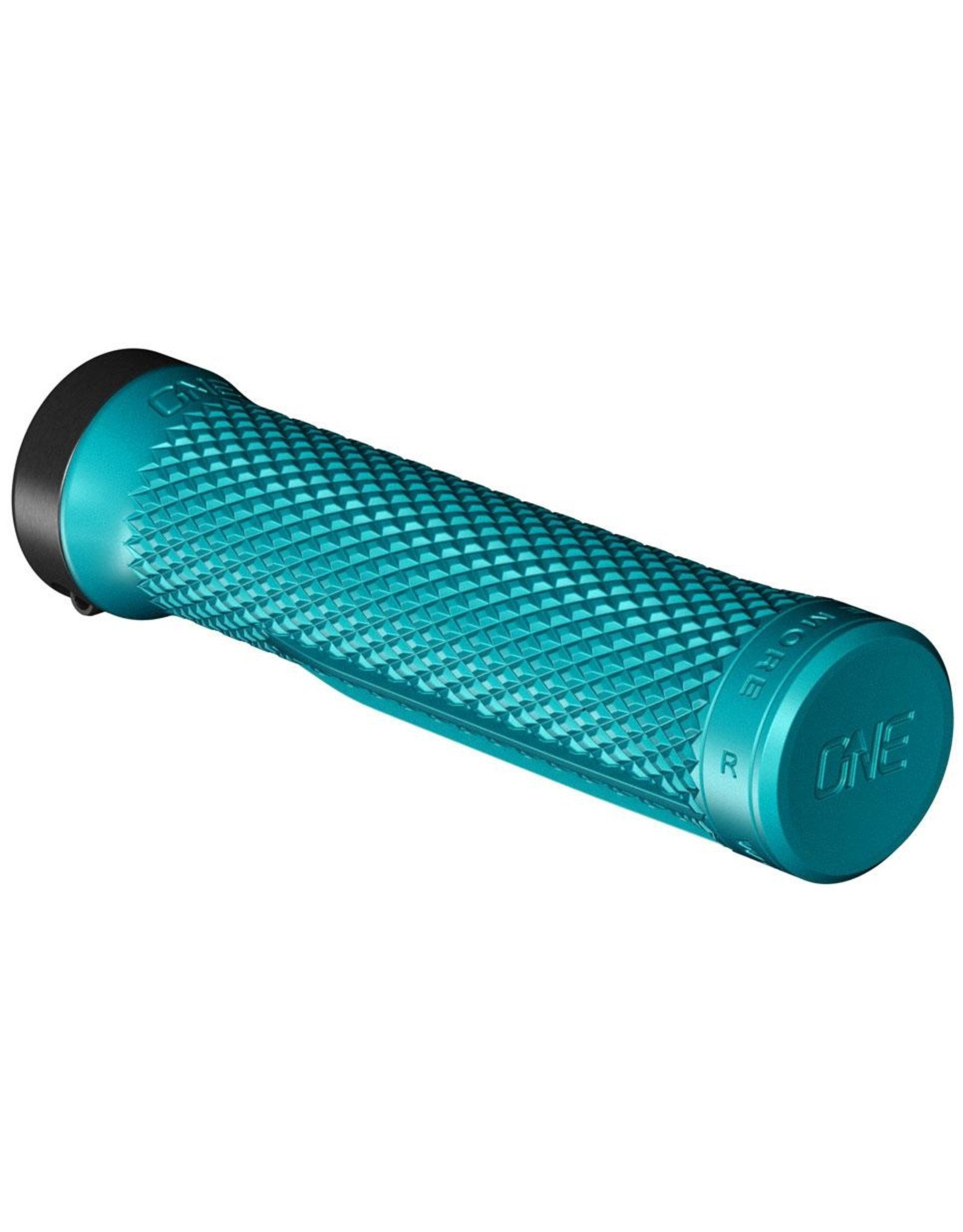 OneUp Components OneUp Components Lock-On Grips, Turquoise