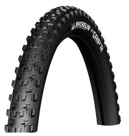 Michelin Michelin Wild Grip'r Tire - 27.5 x 2.35, Tubeless, Folding, Black