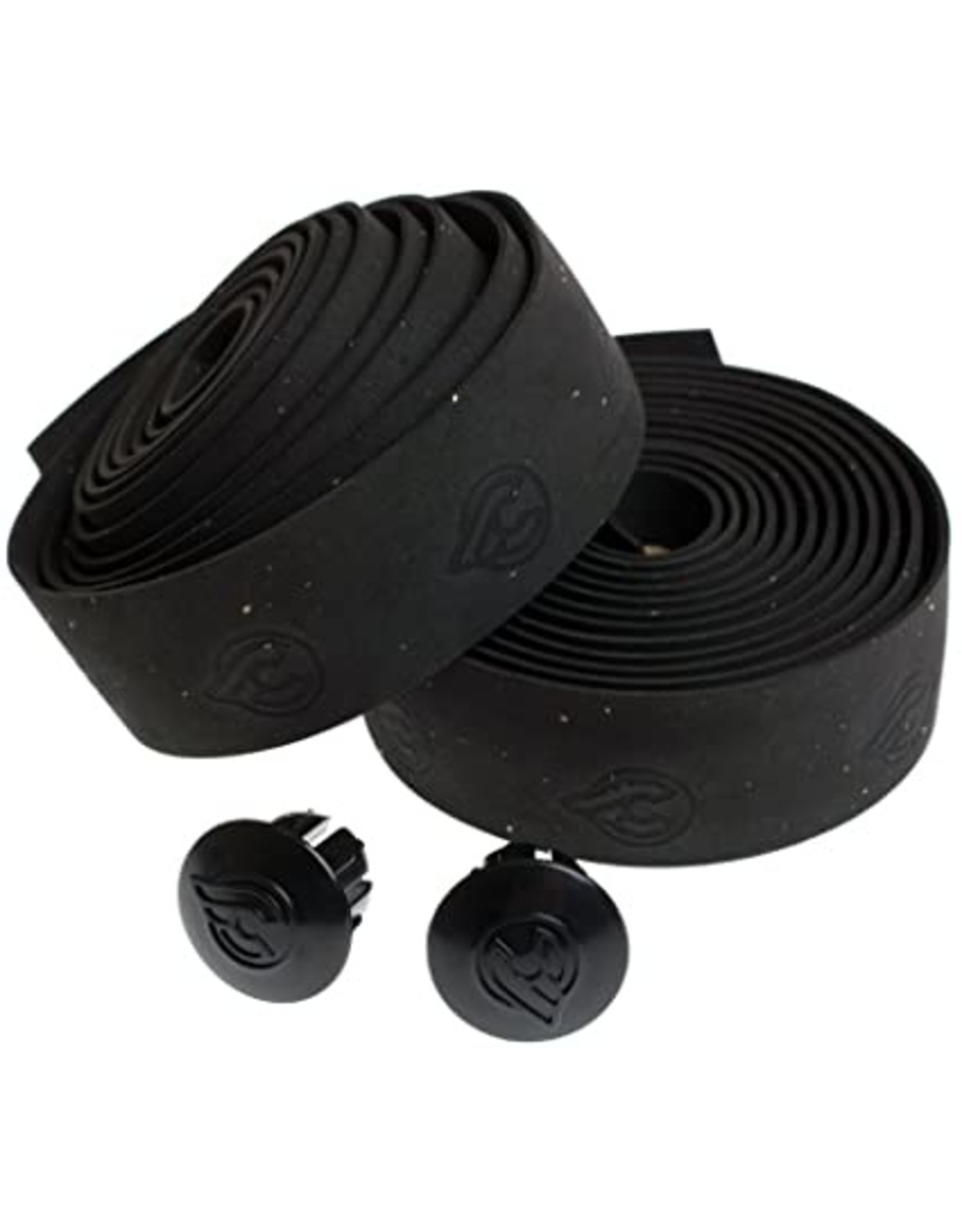 Cinelli Cinelli Cork Handlebar Tape, Solid - Black