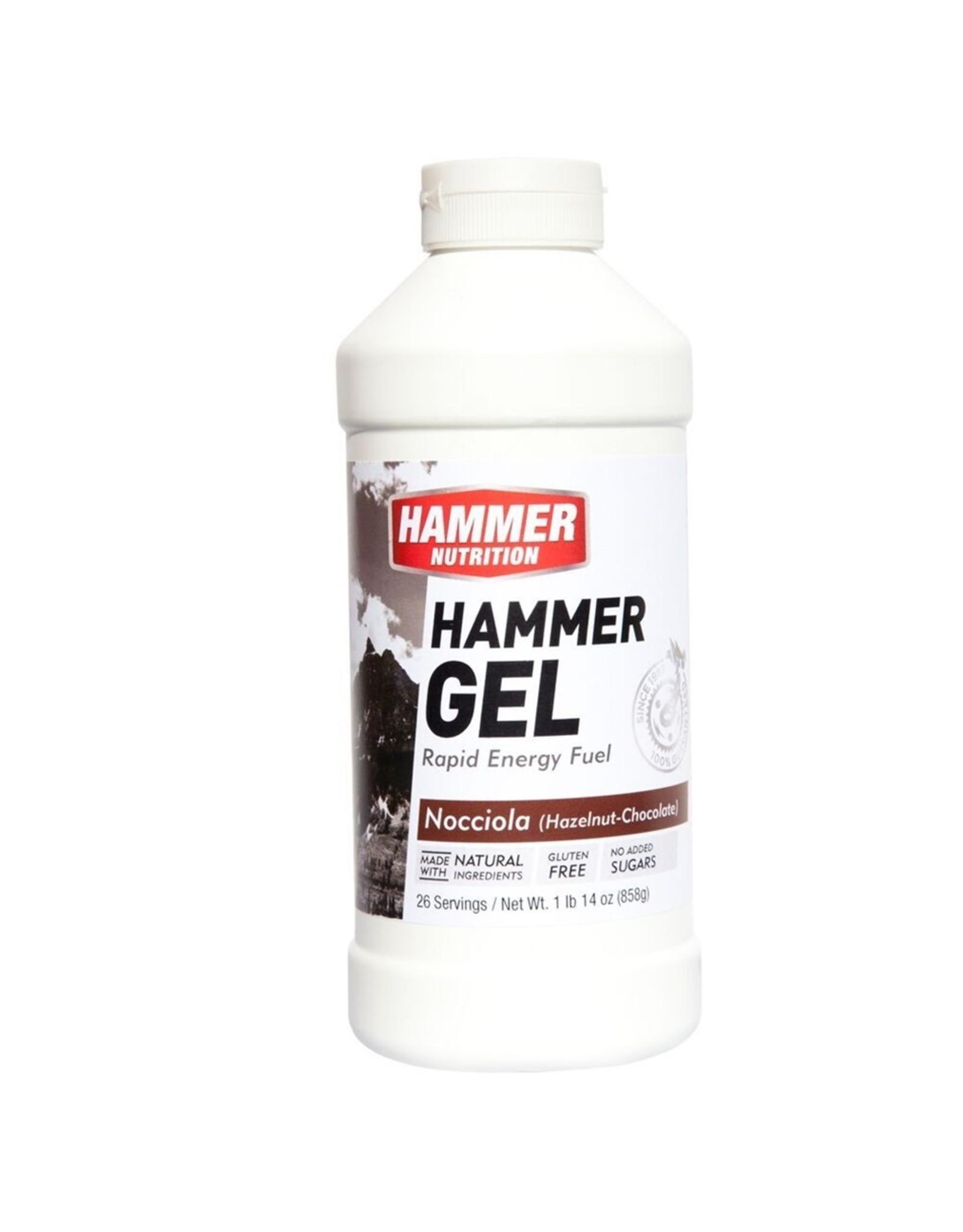 Hammer Nutrition Hammer Gel: Hazelnut Chocolate 20oz