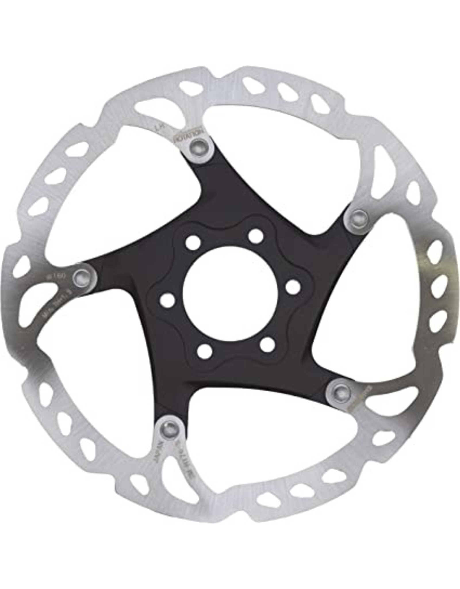 Shimano ROTOR FOR DISC BRAKE, SM-RT76, DEORE XT,S 160MM, 6-BOLT TYPE